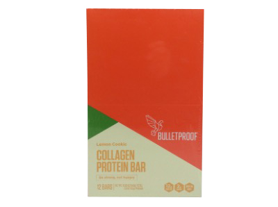 Bulletproof Lemon Collagen Bar